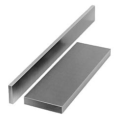 Rectangular plates precision steel