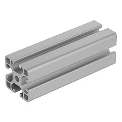 Aluminium profiles 40x40 light Type I