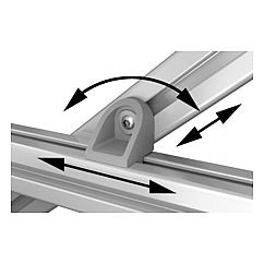 Clamping angles Type I
