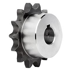 "Sprockets single 5/8"" x 3/8"" DIN ISO 606, ready to install"