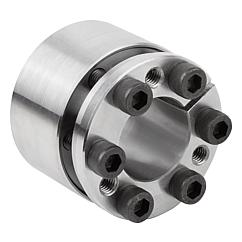 Keyless locking couplings Form B