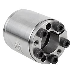 Keyless locking couplings Form H for high torques