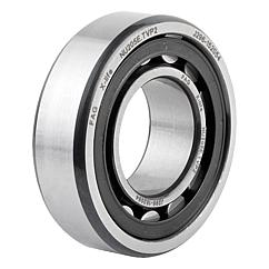 Cylinder roller bearing FAG with cage