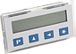 Position indicator, quasi-absolute, network-independent, indicator accuracy 10 µm, small design