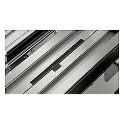 Linear scalesself adhesive or with screw holes, aluminium