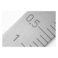 Linear scales self-adhesive, stainless steel