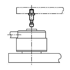 Clamping screws (high force)