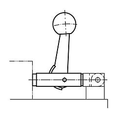 "Clamping element ""arness"""