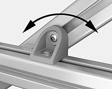 Assembly angle bracket type I
