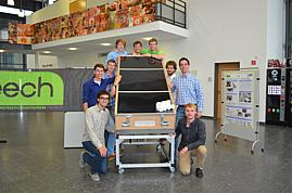 Team GreenAirEnergy from the Karlsruhe Institute for Technology