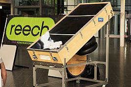 Solarthermisches Kraftwerk Renewable Energy Challenge