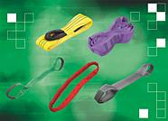 Textile flat and round rigging slings with a lifting capacity of up to 5 tons complete the norelem range.
