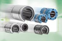 linear ball bearings from norelem