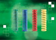 high quality helical springs
