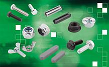 norelem has expanded its range by roughly 3500 new DIN connecting elements and DIN parts