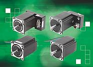 norelem now supplies stepper motors in NEMA sizes 17, 23 and 34 - these are available in the simple version or with integrated control.