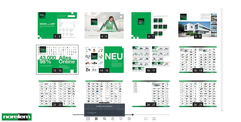 catalogue norelem pdf